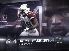 Video - 'Top 100 Players of 2013': Daryl Washington