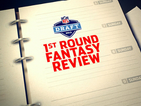 Watch: First round fantasy review
