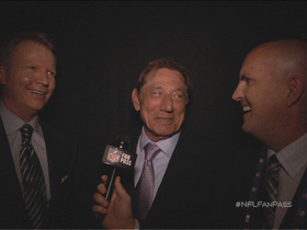 Watch: Fan Pass:  Joe Namath & Phil Simms