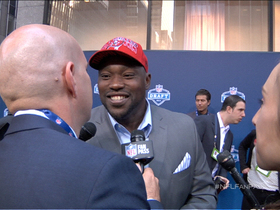 Watch: Fan Pass:  Warren Sapp on the red carpet