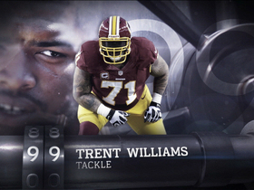Video - 'Top 100 Players of 2013': Trent Williams