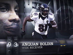 Video - 'Top 100 Players of 2013': Anquan Boldin