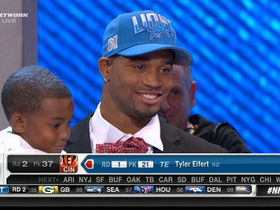 Video - Detroit Lions draft DB Darius Slay No. 36 in 2013 NFL Draft