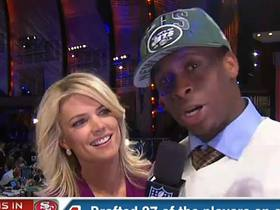 Video - Geno Smith tells New York Jets fans 'We're going to the playoffs next year'