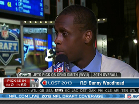Video - Geno Smith 2013 NFL Draft interview