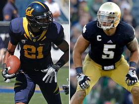 Watch: Mike Mayock's Day 2 draft winners