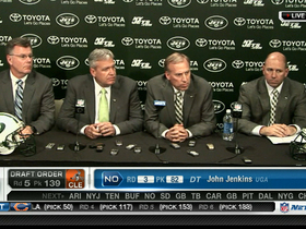 Video - New York Jets reveal plan for Geno Smith