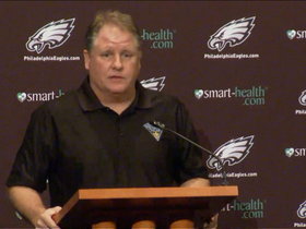 Video - Philadelphia Eagles head coach Chip Kelly on USC quarterback Matt Barkley: 'We're excited to have him'
