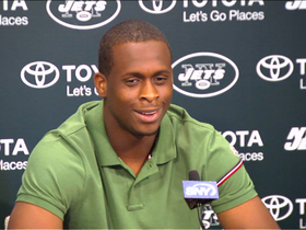 Video - New York Jets' Geno Smith: 'My goal is to be a franchise quarterback'