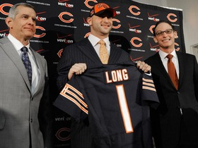Video - Mike Mayock: Chicago Bears' draft class flying under radar