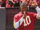Watch: RG3: 'I'll take it slow, but I'm ready to go'
