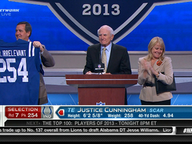 Video - 2013 NFL Draft: 'Mr. Irrelevant'