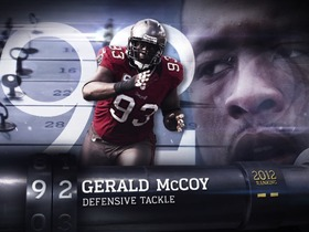 Video - 'Top 100 Players of 2013': Gerald McCoy