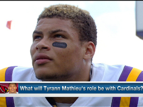 Video - Employing Arizona Cardinals cornerback Tyrann Mathieu