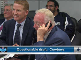 Video - Questionable 2013 NFL Draft for Dallas Cowboys?