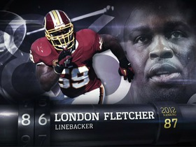 Video - 'Top 100 Players of 2013': London Fletcher