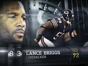 Video - 'Top 100 Players of 2013': Lance Briggs