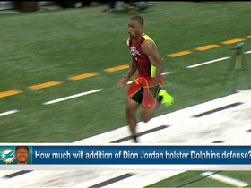 Video - Will Dion Jordan improve Miami Dolphins' defense?