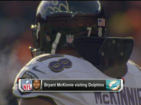 Video - Bryant McKinnie to the Miami Dolphins?