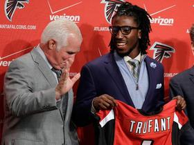 Watch: NFC South draft grades