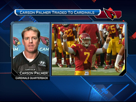 Watch: Carson Palmer: Eagles got 'absolute steal' in Barkley