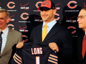 Watch: Did Bears reach to draft Kyle Long?