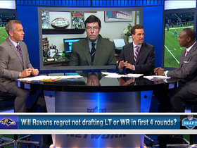 Watch: Ravens' draft analysis