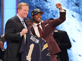 Watch: Grading the trades in the NFL draft