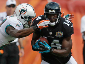 Video - Jaguars WR Justin Blackmon suspended