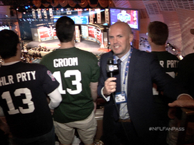Watch: NFL draft bachelor party