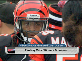 Watch: Fantasy vets: Winners & losers