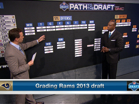 Watch: Grading the Rams' draft