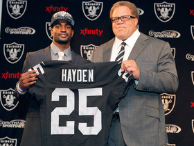 Watch: Raiders' draft analysis