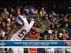 Watch: Did the Vikings make a mistake in the draft?