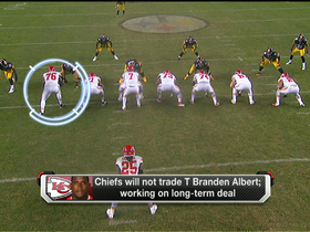 Watch: Albert to stay with Chiefs?