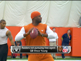 Watch: Raiders interested in Vince Young?
