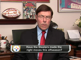 Watch: Steelers' offseason moves