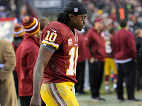 Robert Griffin III says next time 'I'd come out'