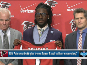 Video - Evaluating the Falcons draft