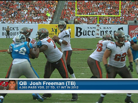 Is Freeman's job at risk?