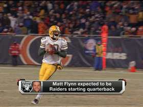 Video - Will Matt Flynn be Raiders' starting QB?