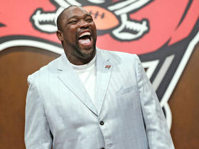 Video - Warren Sapp, Tampa Bay Buccaneer for life