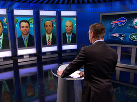 Watch: Inside the AFC East's draft classes