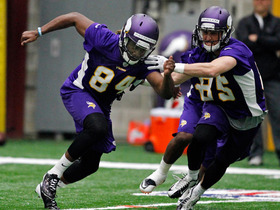 Watch: Vikings open rookie minicamp