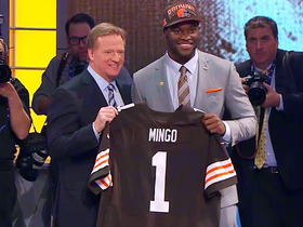 Watch: Fan Pass: Barkevious Mingo's draft day journey