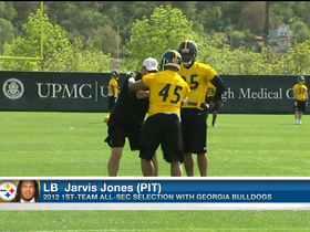 Video - Steelers rookie minicamp report