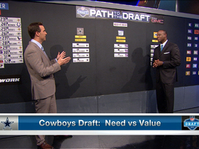 Watch: Drafting need vs. value