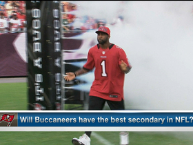 Video - Will Buccaneers have the best secondary in NFL?