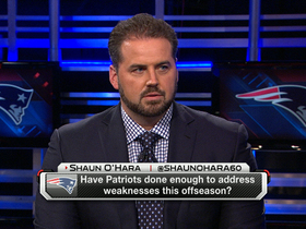 Watch: Have the Patriots done enough this offseason?