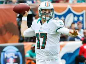 Video - The next step for Miami Dolphins quarterback Ryan Tannehill